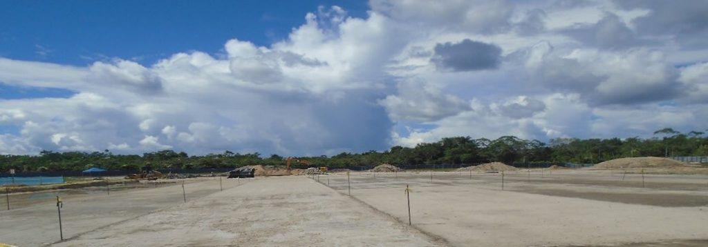 Ampliación pista aeropuerto Leticia