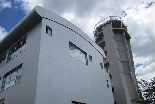 Torre de control Aeropuerto Pasto